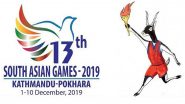 South Asian Games 2019: India Maintain Supremacy in Medal Tally Till the End, Top Team Standings After Finishing With 312 Total Medals