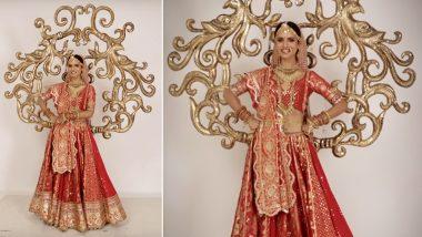 Miss Universe 2019 National Costume Contest Vartika Singh