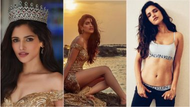 Vartika Singh Set to Grace Miss Universe 2019 Ramp: Know Everything About Diva Universe Who Will Represent India at the Beauty Pageant in Georgia (View Pics)