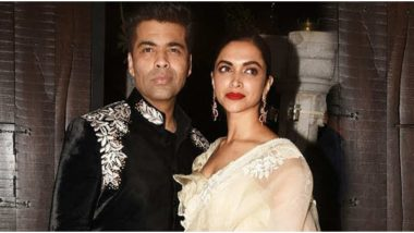 Deepika Padukone Signs Karan Johar's Next Women-Centric Movie?