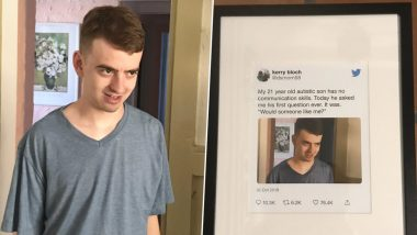 Autistic Boy Who Asked if Someone Will Like Him Gets a Big Reason to Smile! Twitter Honours by Featuring Him in Top 19 Tweets of 2019