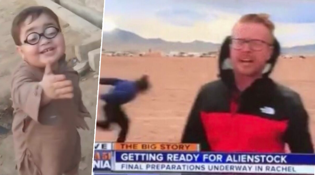 Year Ender 2019: 'Piche Toh Dekho' Kid to a Guy's Naruto Run on Live TV at Area 51, These 7 Viral Videos Made Us LOL This Year