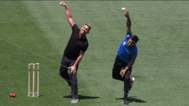 Shane Warne, Rashid Khan Bowling Together; Decode the Art of Leg-Spin: Watch Video