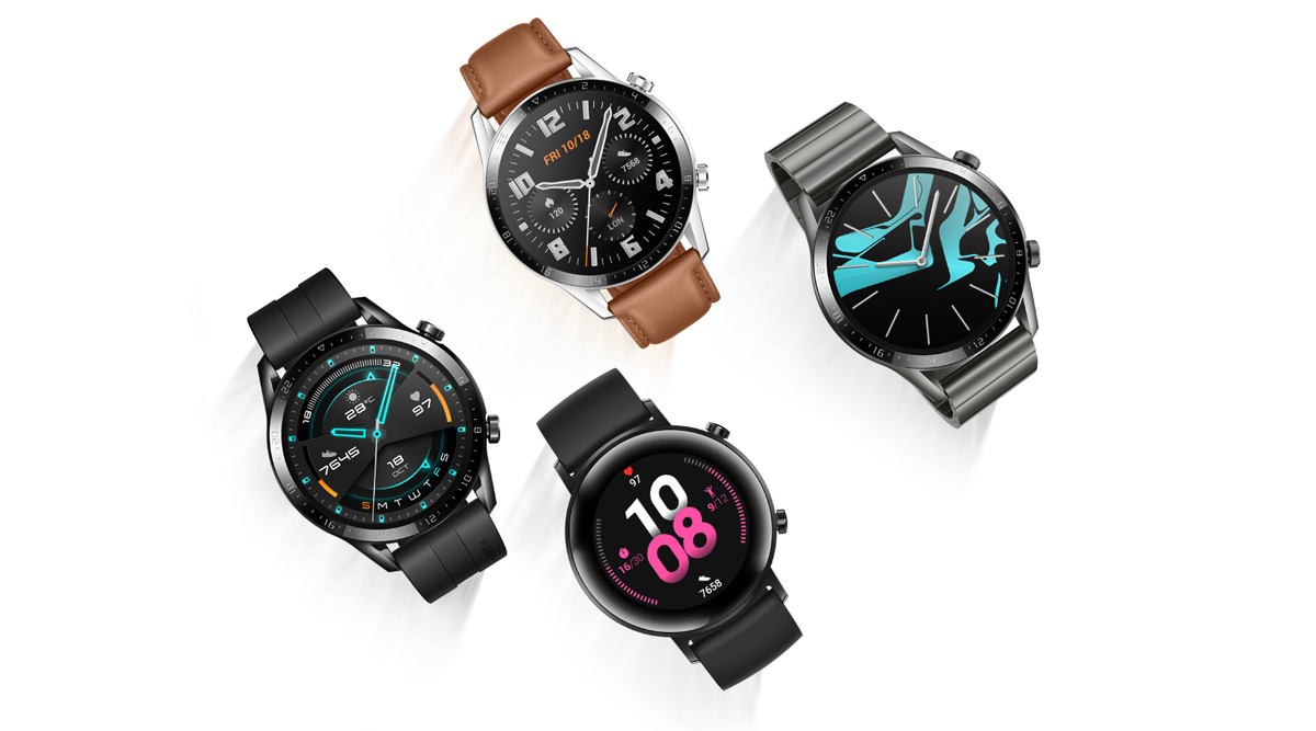 Huawei Watch GT 2 With Kirin A1 SoC To Be Launched In India On December 5