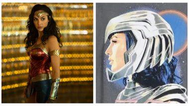 Gal Gadot's Wonder Woman 1984 Will See The Superheroine Sporting a Helmet?
