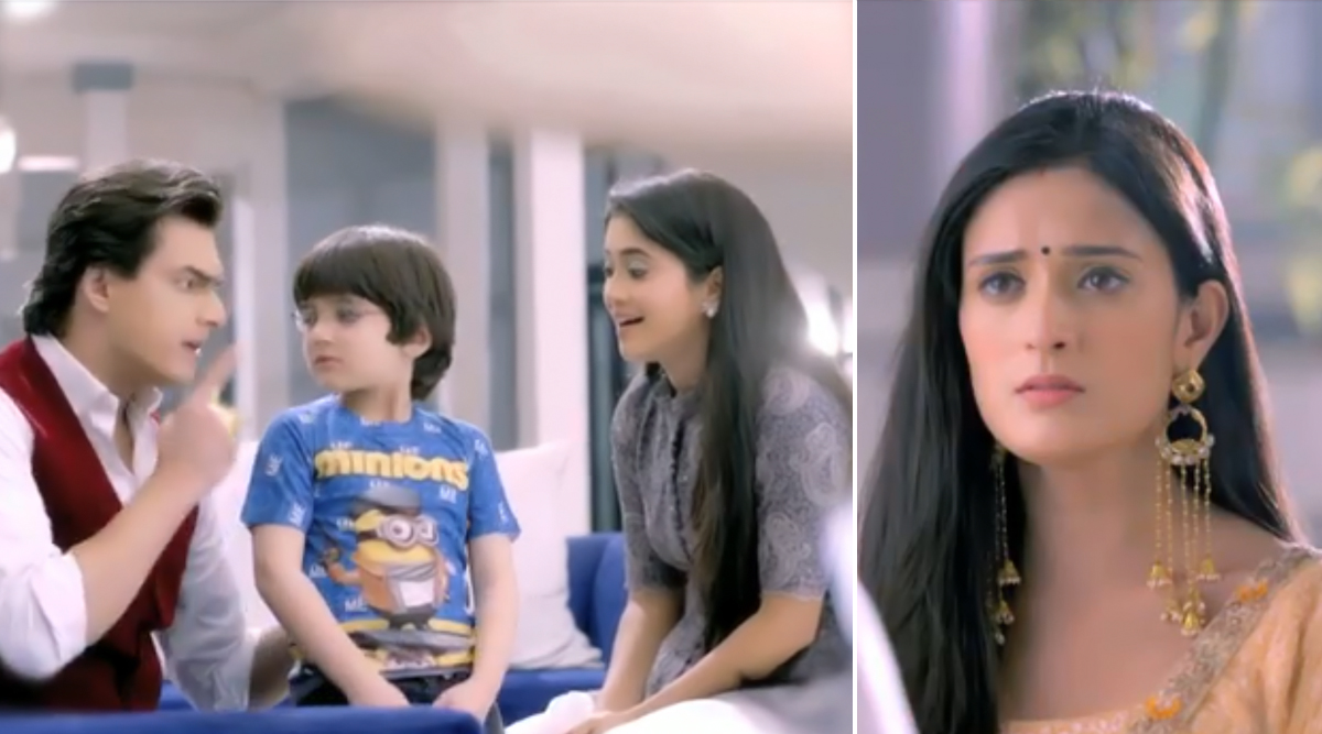 Yeh Rishta Kya Kehlata Hai New Promo: Kartik and Naira Are All Set To Remarry But There's A Twist (Watch Video)
