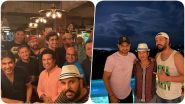 Yuvraj Singh's 38th Birthday Party Pics: Sachin Tendulkar, Ajit Agarkar Ashish Nehra and Others Party All Night to Celebrate Yuvi's Birthday