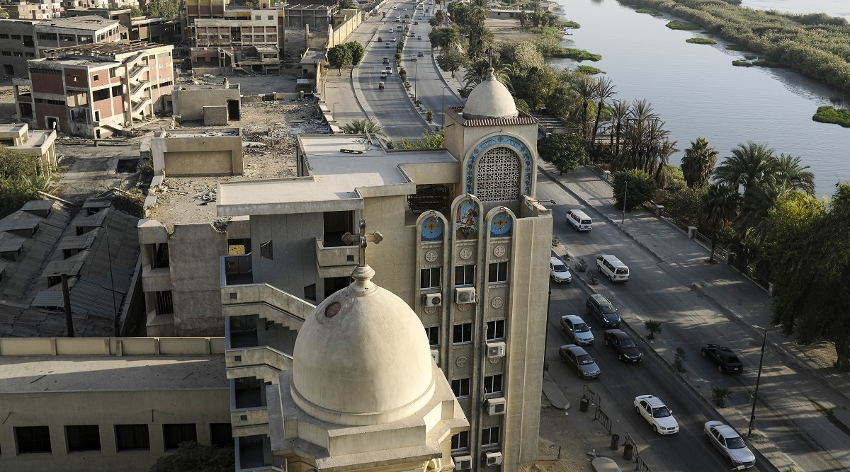 Egypt Court Rules Coptic Inheritance to Be Governed by Christian Law