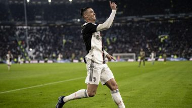 Cristiano Ronaldo Scripts History After His Hat-Trick Against Cagliari, Becomes the Only Player To Have Hit Hat-Tricks in Italy, England, Spain & World Cup