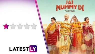 Jai Mummy Di Movie Review: Sunny Singh and Sonalli Seygall's Comedy Is Bland and Boring