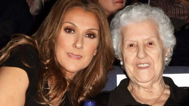 Celine Dion Pays Tribute to Late Mother Thérèse Tanguay at the Miami Concert