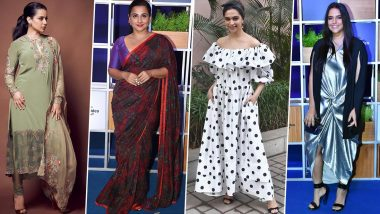 Deepika Padukone, Kangana Ranaut, Vidya Balan - Meet the Worst Dressed Celebs of this Week (View Pics)
