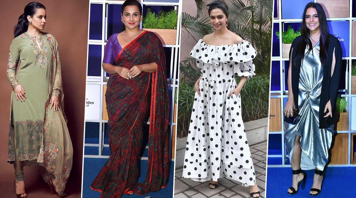 Deepika Padukone, Kangana Ranaut, Vidya Balan - Meet the Worst Dressed Celebs of this Week (View Pics)
