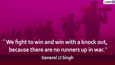 Army Day In India 2020 Best Quotes That Reflect The Valour And Values Of Our Brave Army Latestly