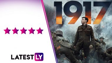 1917 Movie Review: Sam Mendes' Genius Direction & Roger Deakins' Astounding Cinematography Create the Most Immersive War Film of This Century