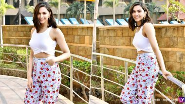 Chhapaak Promotions: Deepika Padukone's Embellished Jeans and Knotted Top Is All Things Sexy and How (View Pics)