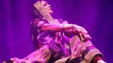 Manjari Chaturvedi's Performance Cut Short During Uttar Pradesh Govt Event in Lucknow, Sufi-Kathak Performer Alleges She Heard 'Qawwali Not Allowed'