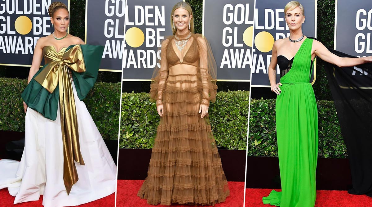 Golden Globes 2020 Worst Dressed: Jennifer Lopez and Gwyneth Paltrow Are a Disappointment Galore and How!