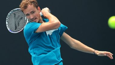 Daniil Medvedev vs Reilly Opelka, French Open 2021 Live Streaming Online: How to Watch Free Live Telecast of Men's Singles Tennis Match in India?