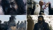 Marakkar Arabikadalinte Simham Teaser: Mohanlal's Historical War Drama is a Visual Spectacle (Watch Video)