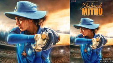 Shabaash Mithu: Director Rahul Dholakia Praises Taapsee Pannu As She Brushes Her Cricketing Skills for Mithali Raj Biopic