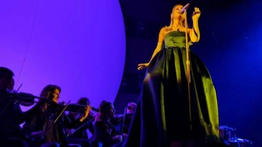 grammy awards 2020 ariana grande returns to the stage with a rocking grammys performance latestly grammy awards 2020 ariana grande