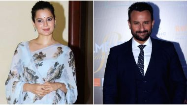 Kangana Ranaut Reacts to Saif Ali Khan's Statement, asks 'If There was No 'Bharat' then What was 'Mahabharat'?
