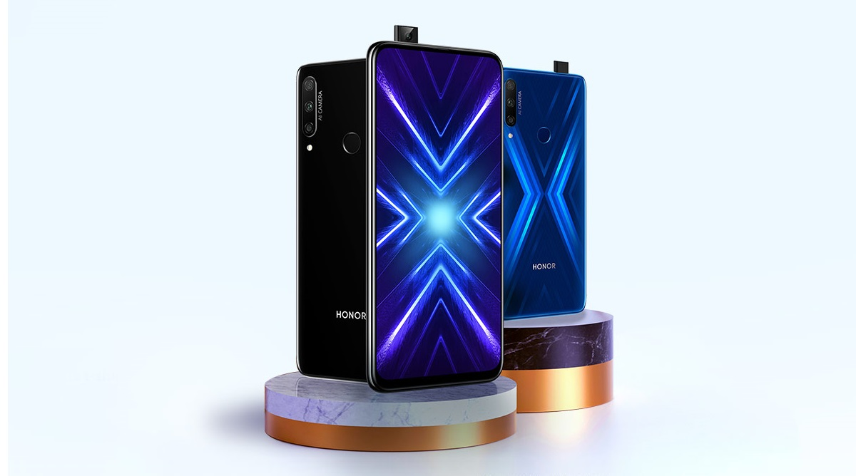 Honor 9X Smartphone, MagicWatch 2 & Band 5i Launched in India; Check Price & Specifications