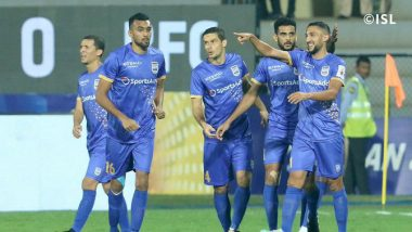 Hyderabad FC vs Mumbai City FC, ISL 2019–20 Live Streaming on Hotstar: Check Live Football Score, Watch Free Telecast of HYD vs MCFC in Indian Super League 6 on TV and Online