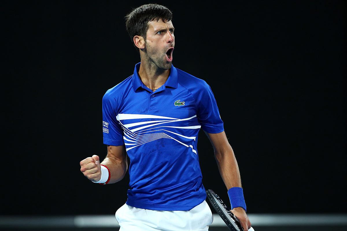 Novak Djokovic vs Diego Schwartzman, Australian Open 2020 Free Live Streaming Online: How to Watch Live Telecast of Aus Open Men's Singles Fourth Round Tennis Match?