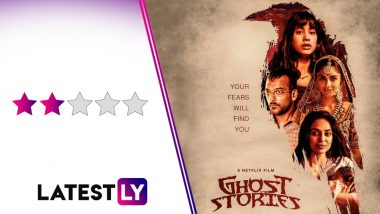Ghost Stories Movie Review:Dibakar Bannerjee Exceeds Expectations, KJo Makes a Glamorous Horror Film