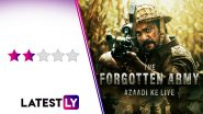 The Forgotten Army Review: Kabir Khan's Mini-Series Starring Sunny Kaushal is a Huge Missed Opportunity Even Shah Rukh Khan's Narration Doesn't Save It