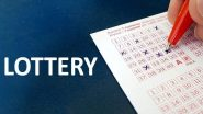 Lottery Results Today on Lottery Sambad: Check Sikkim, West Bengal, Nagaland and Kerala Lucky Draw Results of January 19, 2020 Online at lotterysambadresult.in