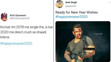 New Year 2020 Funny Memes and Jokes: From Being Single on January 1 to New Year Resolution Fails, Realistic Posts You Want on WhatsApp Instead of the Forwards