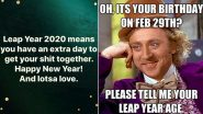 Leap Year 2020: Funny Memes & Jokes On Leap Day To Make February 29, a Day Full Of LOLs For You!