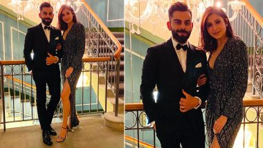 Virat Kohli and Anushka Sharma Look Super Hot in Tux and Thigh-High Slit Dress and It Is the Perfect 2020 Vibe We Were Looking For
