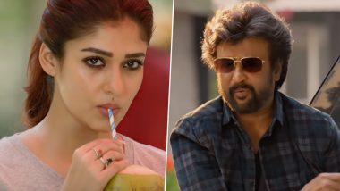 Darbar: Rajinikanth Charms Nayanthara in the This New Promo Released as a New Year Treat for Thalaivar Fans (Watch Video)