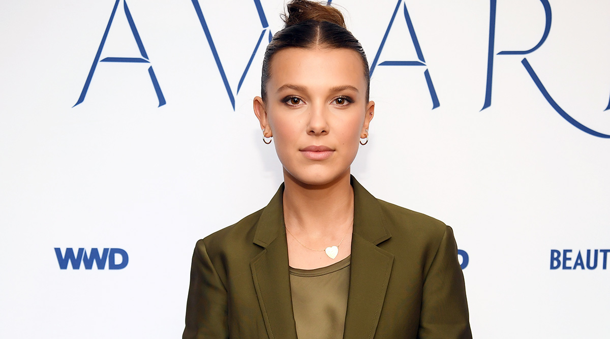 Millie Bobby Brown Reveals She Got Well Versed with the American Accent by Watching Miley Cyrus' Hannah Montana