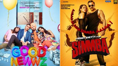 Akshay Kumar's Good Newwz vs Ranveer Singh's Simmba: From Casting to Box Office, 10 Uncanny Similarities Between Both the Films That Will Surprise You!