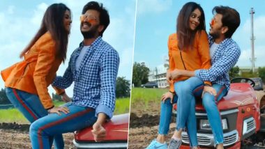 Riteish Deshmukh and Genelia D'souza Recreate 'Tujhe Meri Kasam' Title Track to Celebrate 17 Years of Their Debut Film (Watch Video)