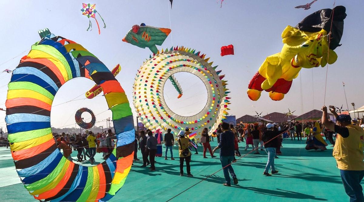 International Kite Festival 2020 Date in Gujarat: History, Significance and Full Schedule of Uttarayan (Makar Sankranti) in Ahmedabad