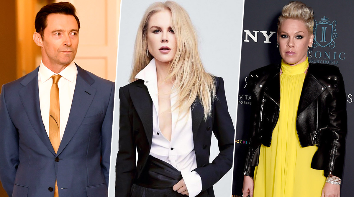 Hugh Jackman, Nicole Kidman, Pink Extend Their Support for Australia Wildfire