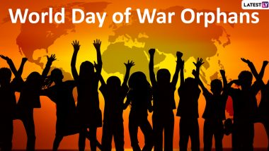 World Day of War Orphans Date 2020: History and Significance of the Day That Highlights the Plight of Orphans Across the World