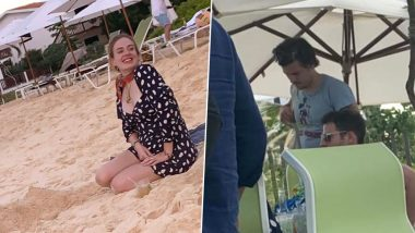 Adele and Harry Styles' Vacation Pictures from the Carribean Spark Dating Rumours and Netizens are Already Rooting for Them as a Couple!