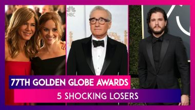 Golden Globes 2020: Game Of Thrones, The Irishman And Other Shocking Losers