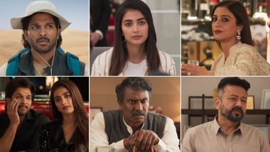 Ala Vaikunthapurramuloo Trailer: Allu Arjun, Pooja Hegde and Tabu Starrer Looks Like a Complete Entertainer With Action As Well As Comedy (Watch Video)