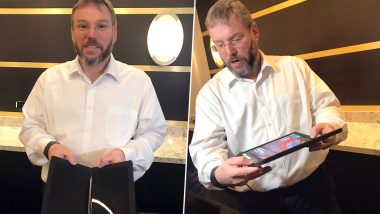 CES 2020: Lenovo Officially Unveils World's First Foldable PC 'ThinkPad X1 Fold' With Folding OLED Display