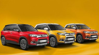 2020 Maruti Suzuki Vitara Brezza Petrol To Get 1.5-Litre Engine From Ertiga; To Be Launched in India Soon