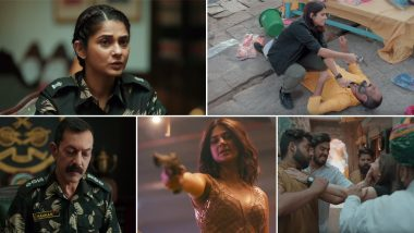 Code M Trailer: Jennifer Winget's Badass Look as an Army Lawyer is Impressive and the Intriguing Storyline is Sure to Leave You Wanting for More (Watch Video)