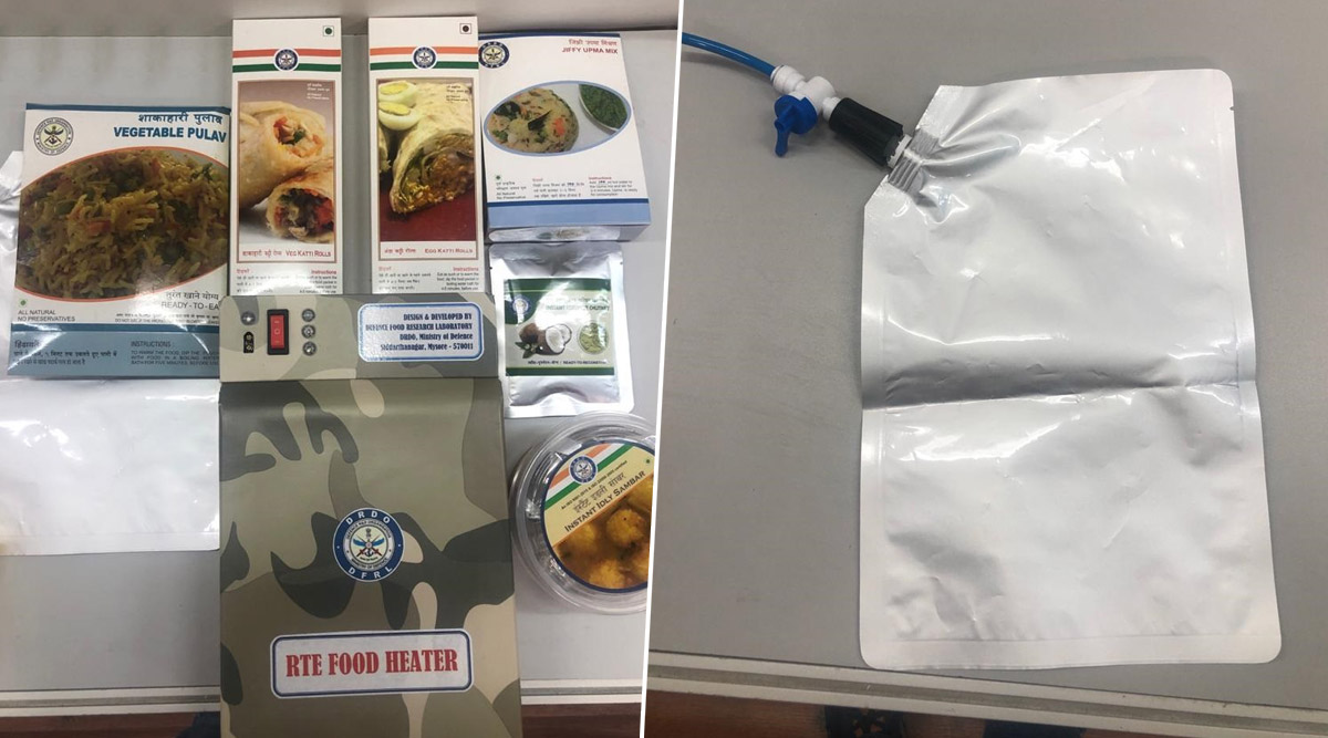 Gaganyaan Mission: Egg Rolls, Idli, Moong Dal Halwa for Indian Astronauts Set to Fly for India's Maiden Manned Mission to Space; See Pics